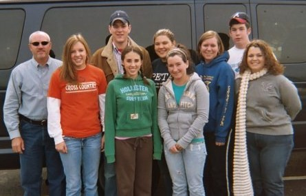 My 2006 KY 4-H State Livestock Judging Team
