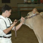 The Best Kids in the World are Raised in a Show Barn