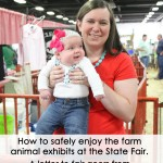 A letter to fair-goers from a livestock exhibitor