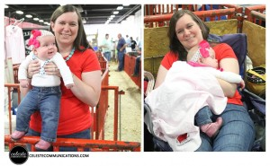 Essentials for Stock Shows with a Baby