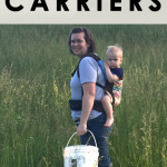 Farm Mom Favorites: Baby Carriers