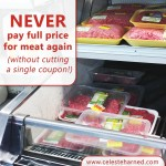 This mom NEVER pays full price for meat (and she's sharing her secrets!)
